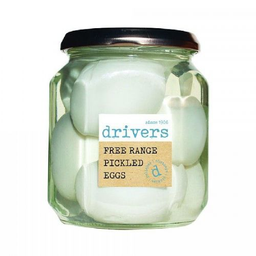 Free Range Pickled Eggs 550g